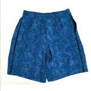Lululemon Mens Pace Breaker Shorts Lined Athletic